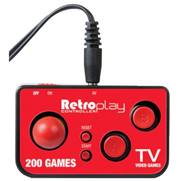 Arcade Retroplay Plug and Play Controller