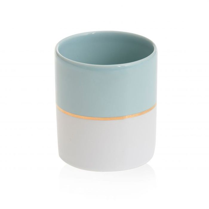 Yankee Candle Pastel Votive Holder Blue on Sale From £2.99 to £1.49
