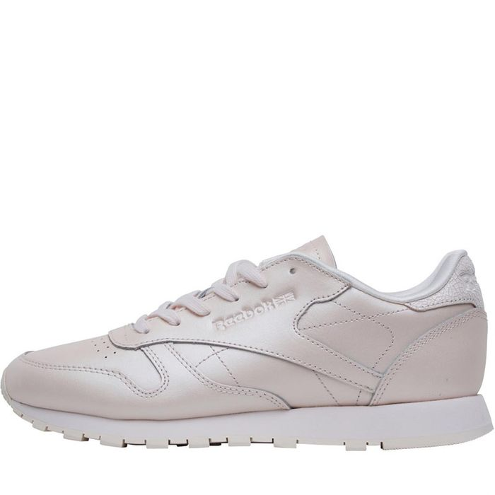 Reebok Classics Womens Leather Trainers with £53 discount - Great buy!
