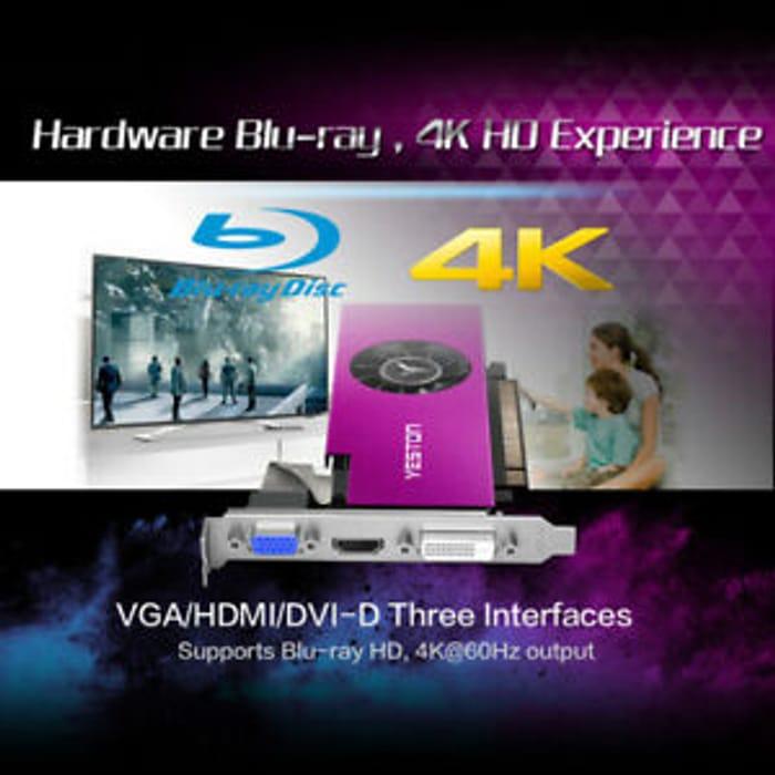 4gb Graphics Card