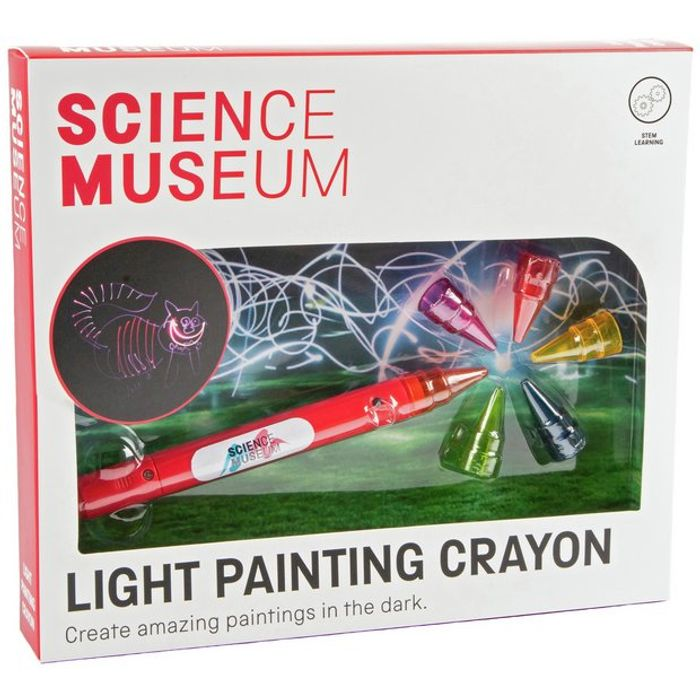 Science Museum Art Light Crayon