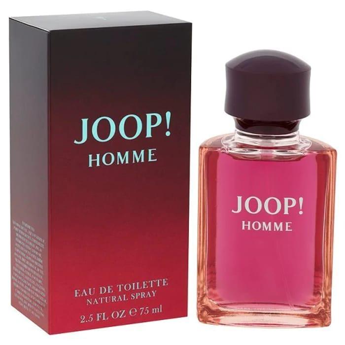 JOOP! Homme for Him Eau De Toilette 75ml at Superdrug