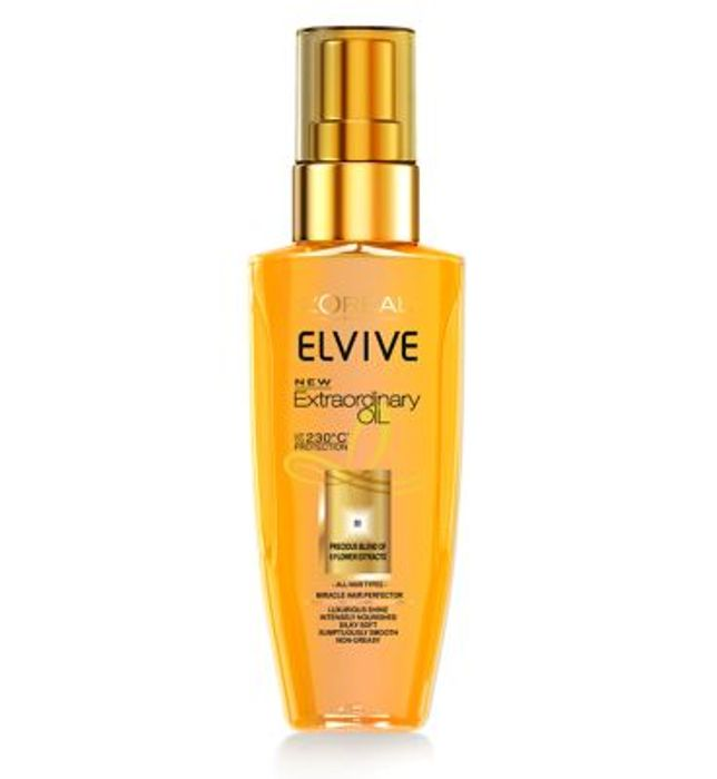 L'Oreal Elvive Extraordinary Oil All Hair Types 50ml HALF PRICE