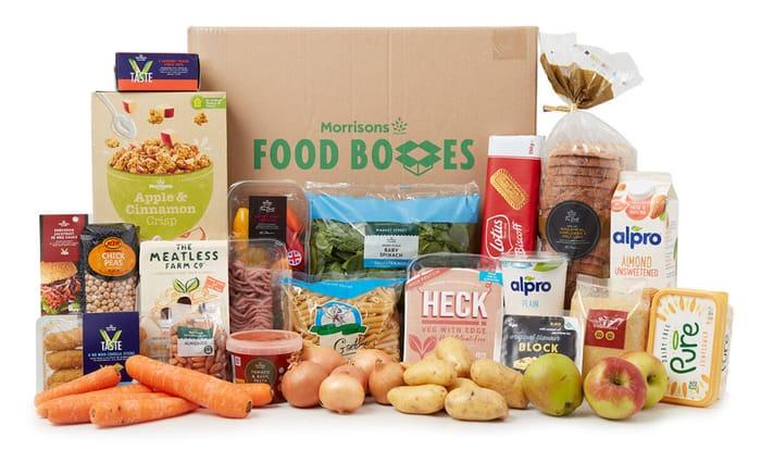 Vegan Essentials Box Delivered