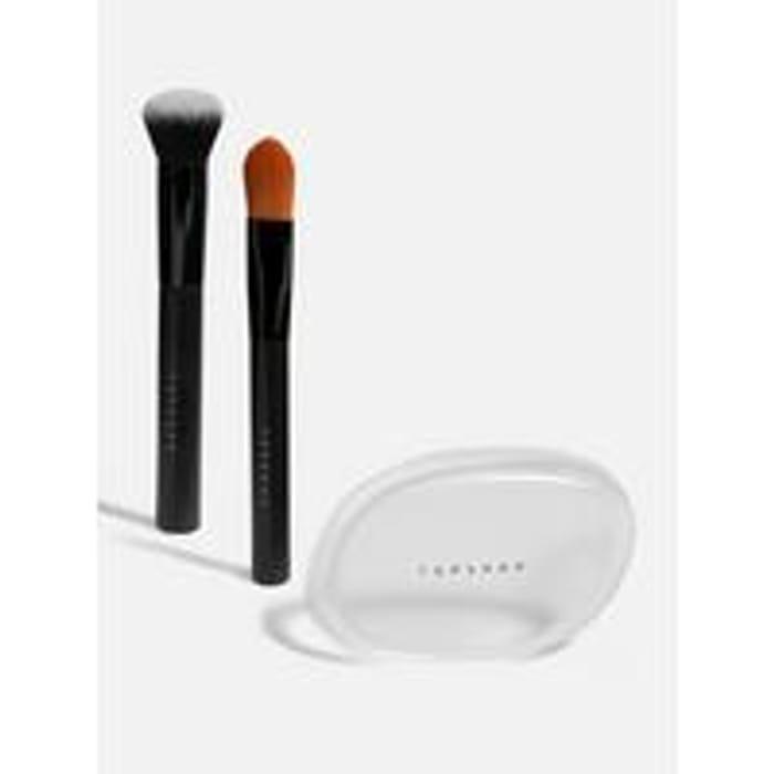 Topshop Set of Three Make-up Tools
