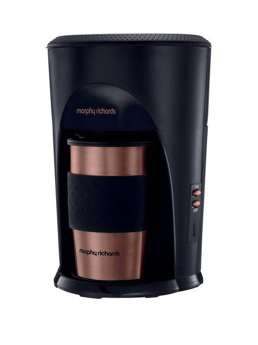 *SAVE £10* Morphy Richards Coffee on the Go Filter Coffee Machine Limited