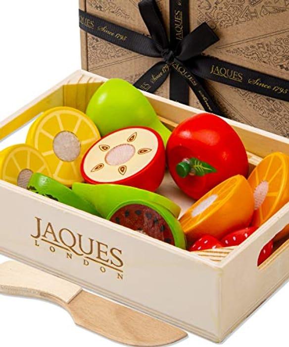 Jacques of London Wooden Fruit Set