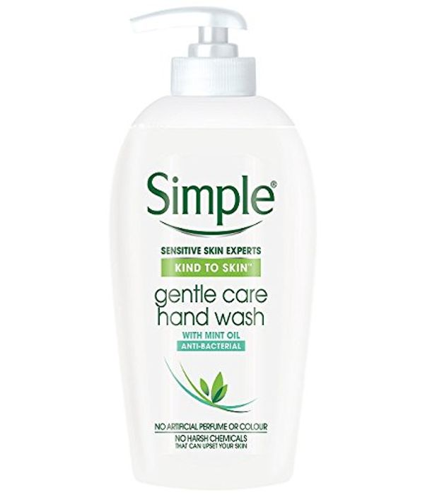 Cheap Simple Antibacterial Cleansing Hand Wash, Kind to Skin Only £6