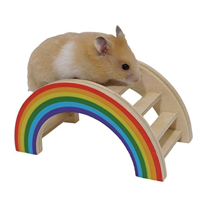 Rosewood Animal Rainbow Toy