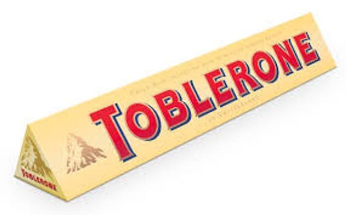 Large Toblerone Milk or White 360G