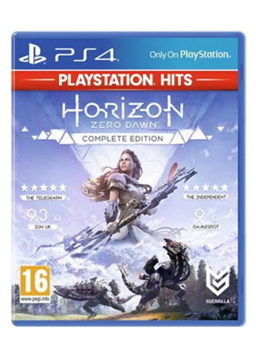 Cheap Horizon Zero Dawn Complete Edition - PlayStation Hits (PS4) Only £10.85