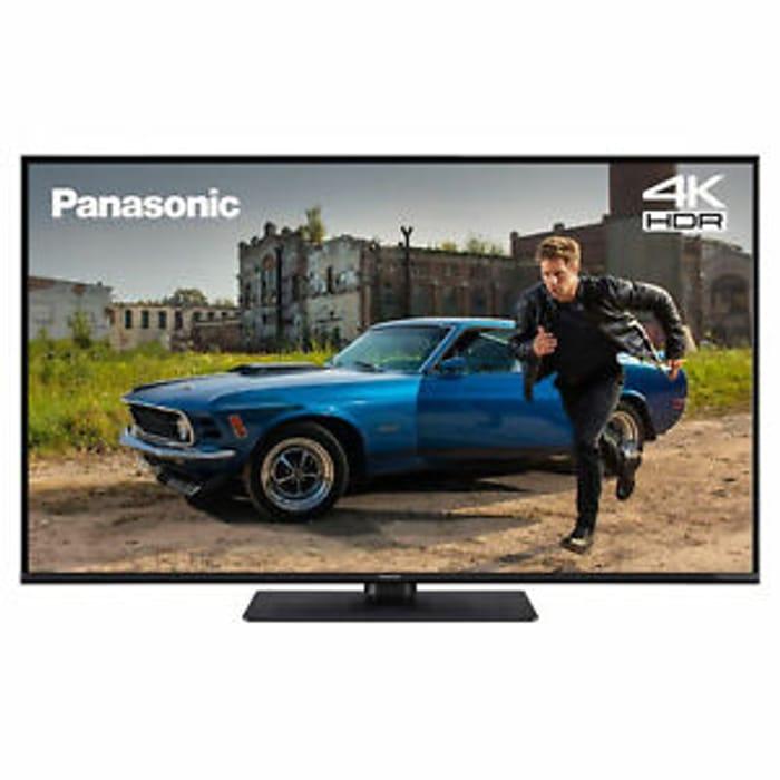 Panasonic TX49GX550B 49 Smart 4K Ultra HD LED TV
