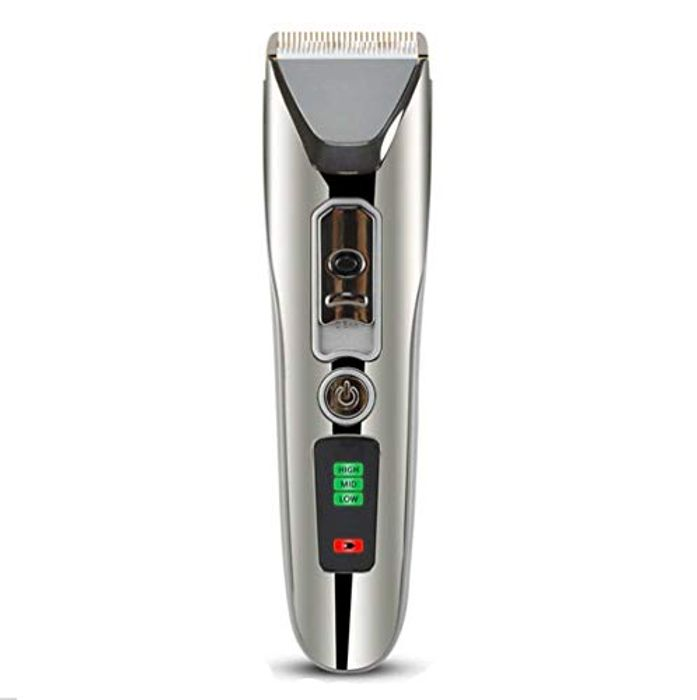 Save £19- Professional Cordless Clippers Haircut/Hair Trimmer Kit