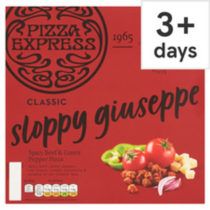 Pizza Express Sloppy Giuseppe Pizza 305G