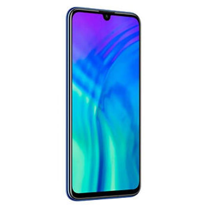 """Huawei Honor 20 Lite Phantom Blue 6.21"""" 128GB Dual Sim 4G Sim Free"""