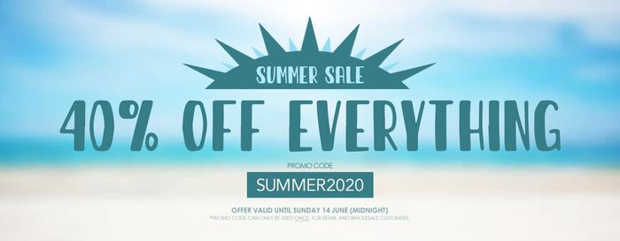 40% off Everything at Blitz
