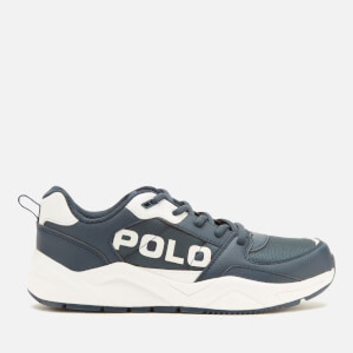Polo Ralph Lauren Kids' Chaning Polo Low Top Trainers