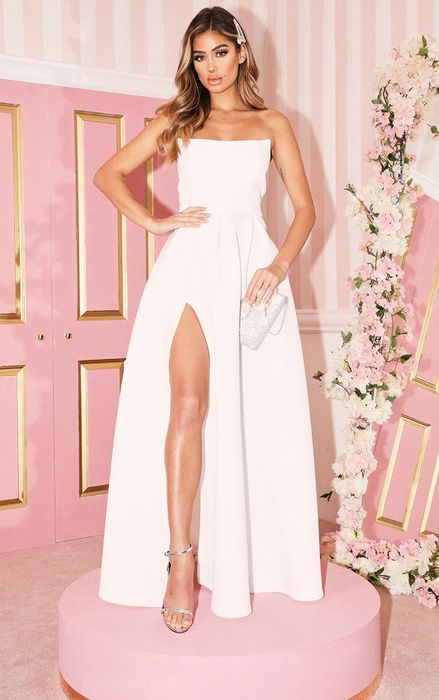 60% off This White Dress