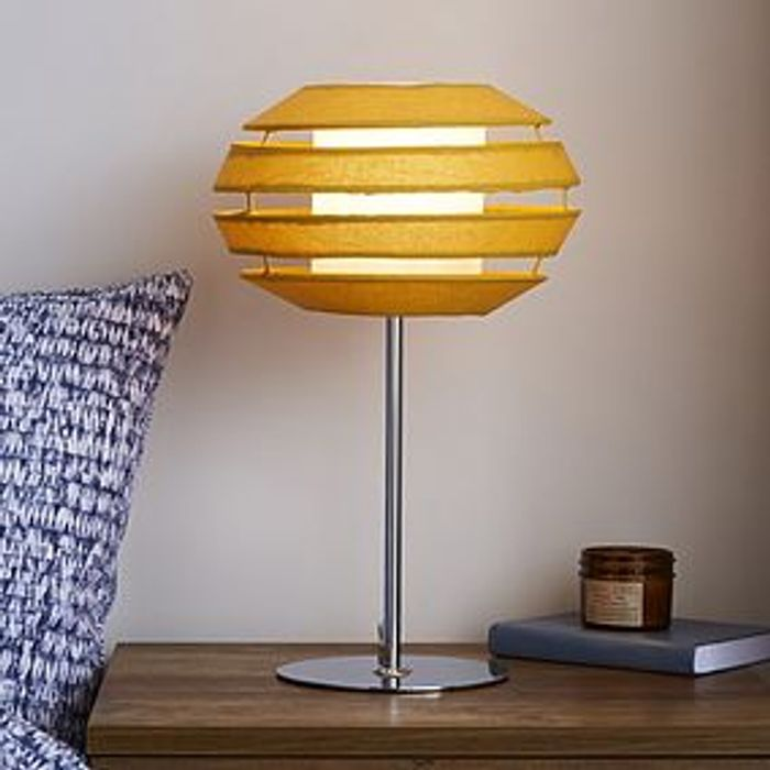 Fernely Ochre Table Lamp HALF PRICE