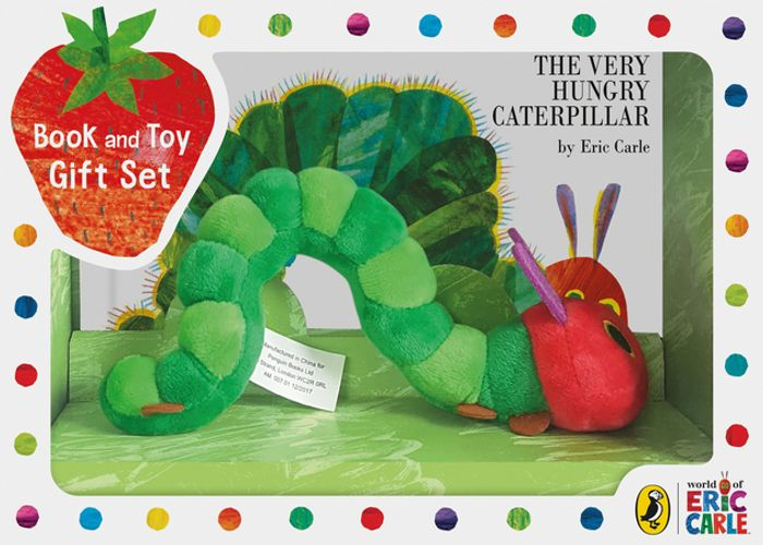 The Very Hungry Caterpillar Gift Set - Save £6.5