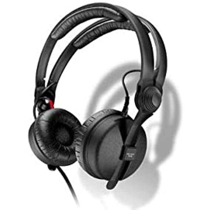 Sennheiser HD 25-1-II BASIC EDITION Professional DJ Wired Headphones