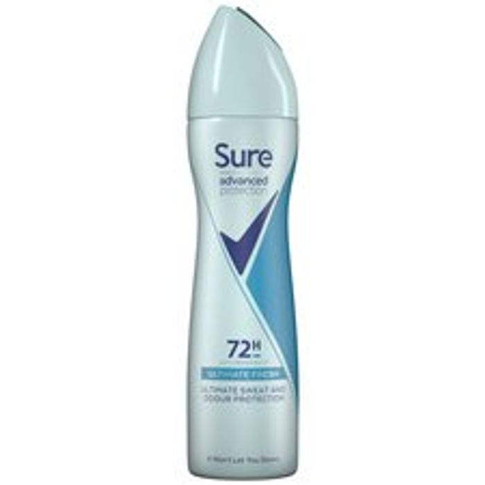 Best Price! Sure Women Advanced Ultra Fresh Antiperspirant Deodorant 200Ml