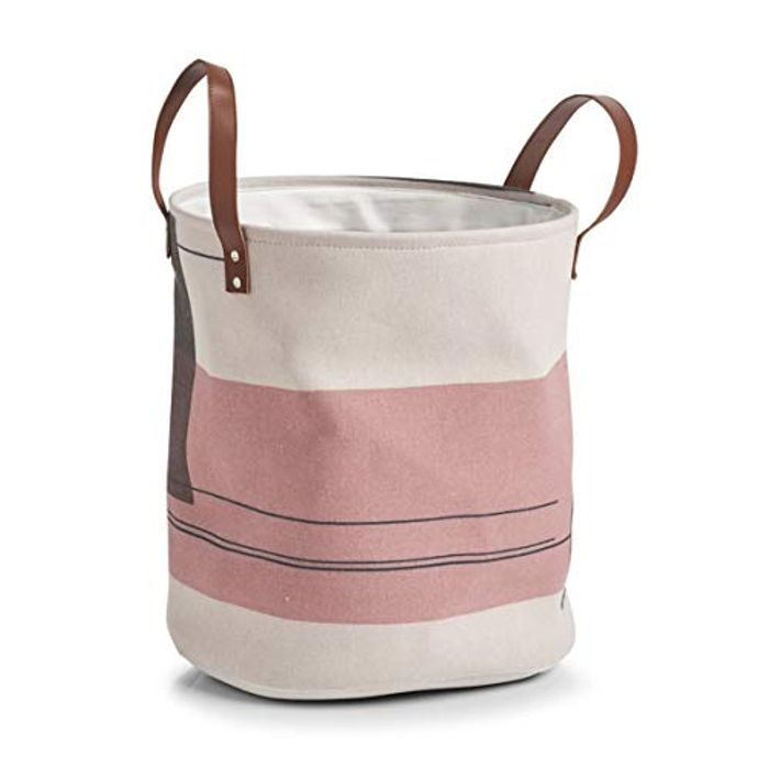 Price Drop! Zeller Modern Linen Storage Basket