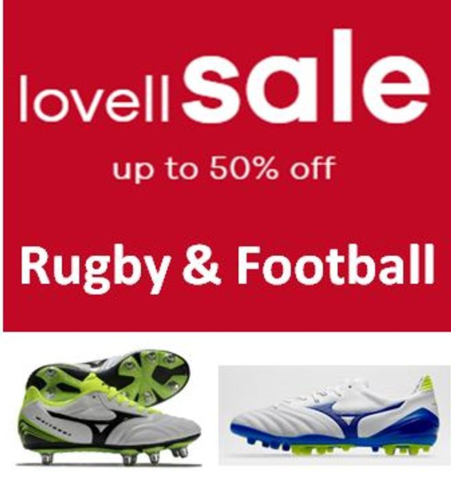 Rugby Boots & Football Boots - GOING CHEAP!