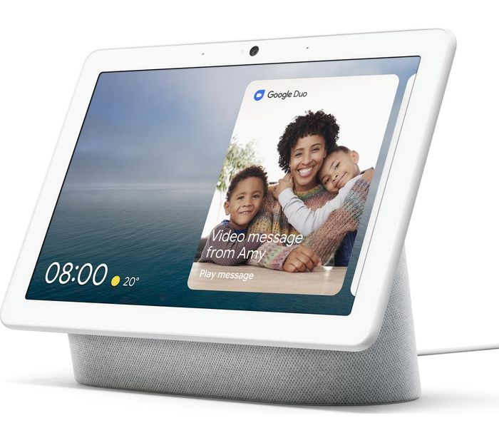 £20 off GOOGLE Nest Hub Max with Chromebook Orders at Currys PC World
