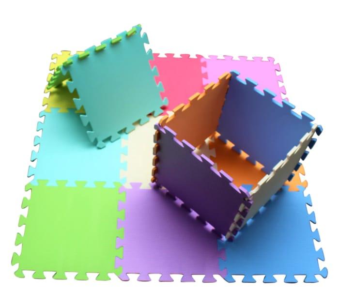 Ramsay 9-Piece Playmat Set (Set of 9)