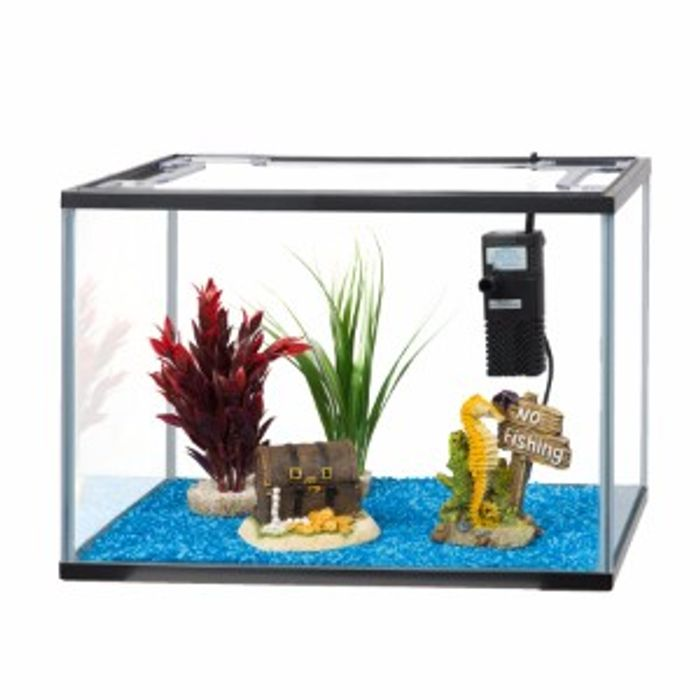 Cheap Pets at Home Kid's Aquarium with Filter 24 Litre Only £22!