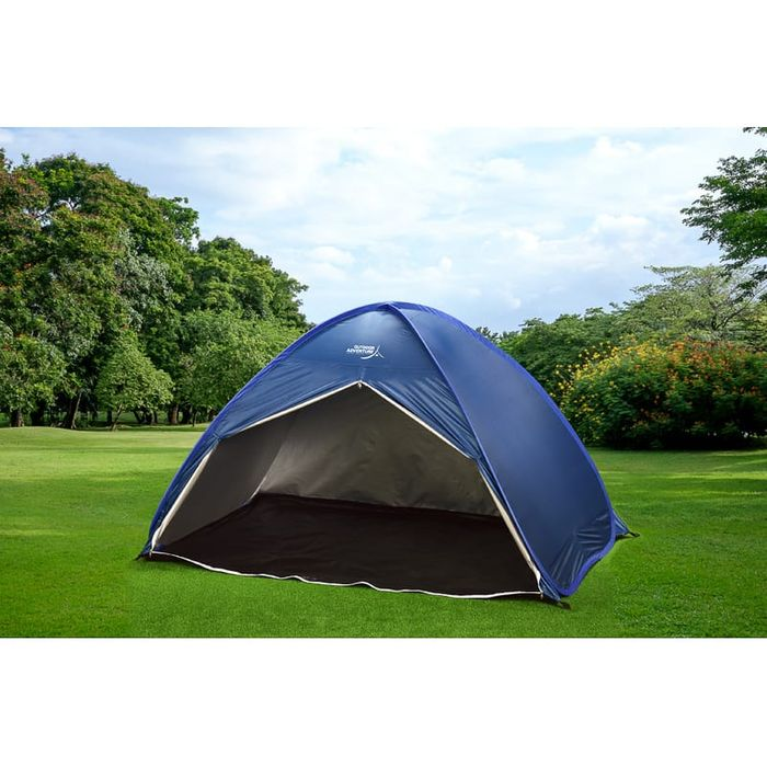 Special Offer - Outdoor Adventure 2-3 Person Pop Up Tent - Navy Only £20