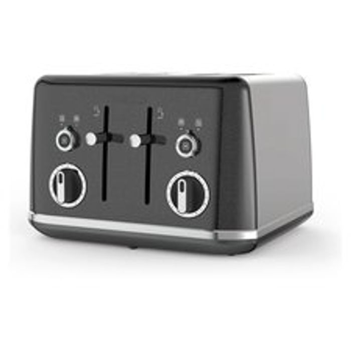 Breville Lustra Grey Toaster + £5 Code For £40 Spent On Selected Electricals