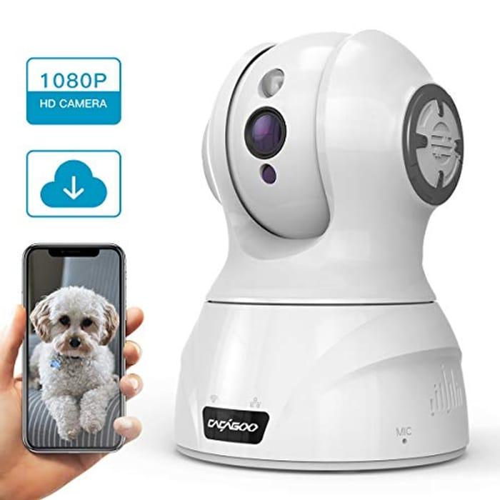 1080p Wireless Security Camera - save 60%