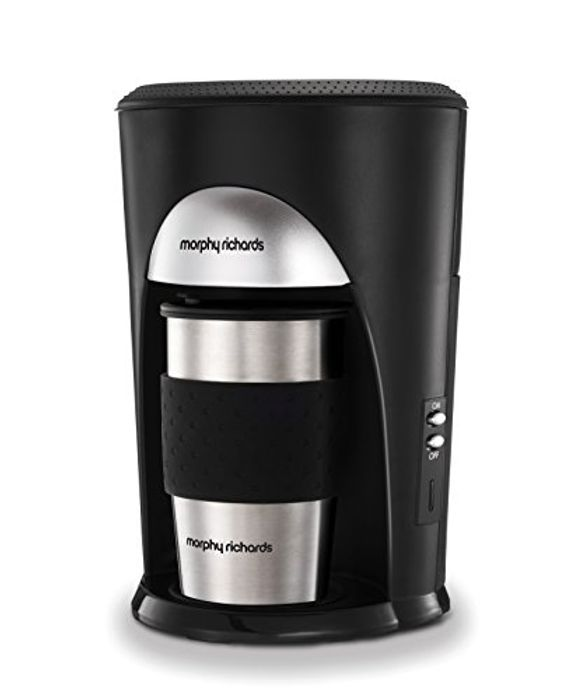 *SAVE £5* Morphy Richards Coffee on the Go Filter Coffee Machine