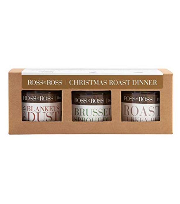 The Christmas Roast Dinner Trio Gift Pack (3x50g Jars)
