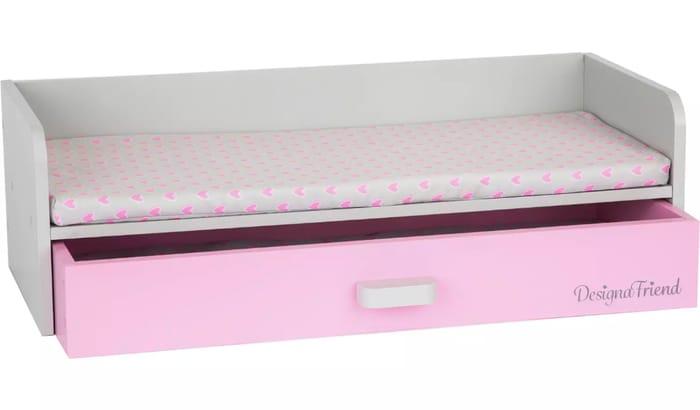 Best Price! Chad Valley Designafriend Wooden Sleepover Bed