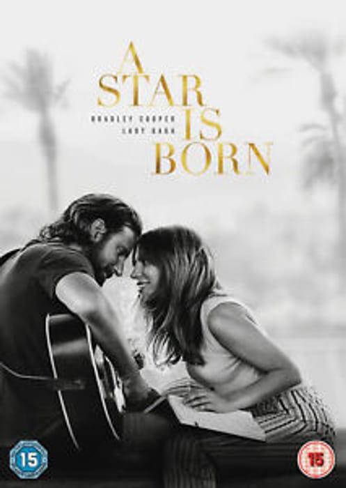 A Star is Born (2018) (DVD) Bradley Cooper, Lady Gaga, Andrew Dice Clay