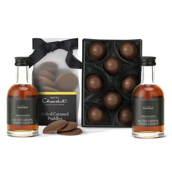 Cheap Salted Caramel Treats and Tipples at Hotel Chocolat Only £8.97!