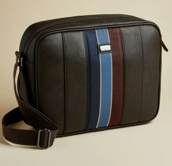 MISTER Webbing Shoulder Bag