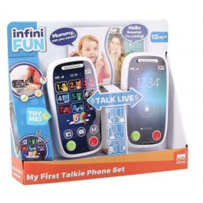 Fun My First Due Talkie Phone Set