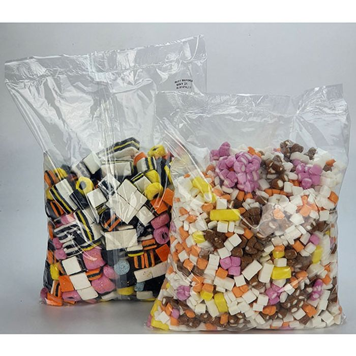 Factory Flops Liquorice Allsorts & Dolly Mixture Approx 6kg