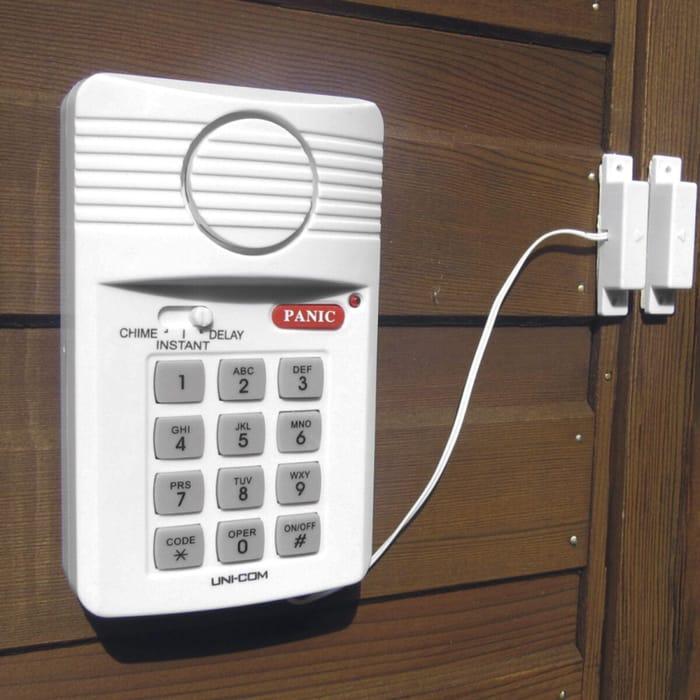 Unicom Garage & Shed Alarm - Save £7.5