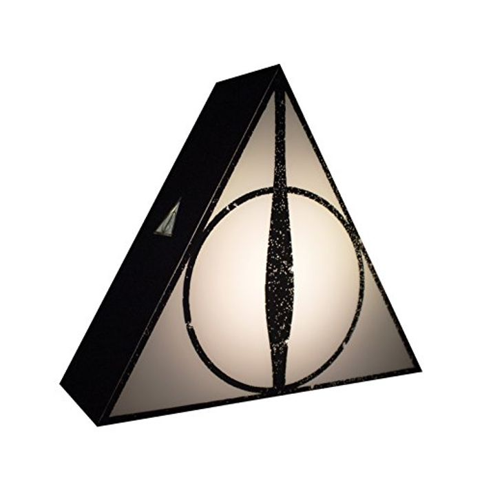 Harry Potter Deathly Hallows Light at Amazon
