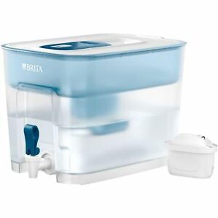 Brita Flow XL Water Filter Tank | 8.2L Fridge Dispenser Jug Only £26.36