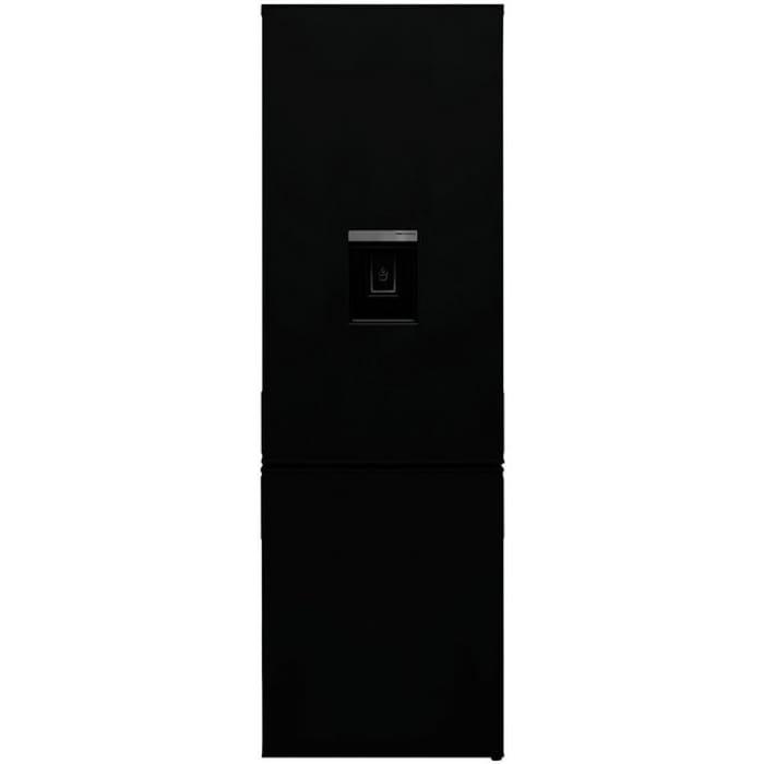 Special Offer! Bush F54180FFWTDB Fridge Freezer - Black