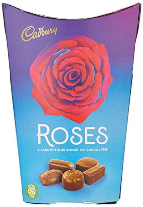 Cadbury Roses Chocolate Carton, 186g