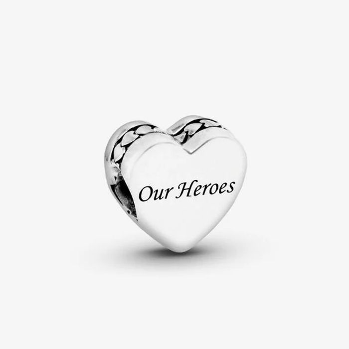 Best price! Pandora Heroes Charm - Charity Charm for NHS Charities Together :)