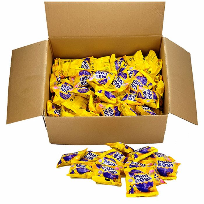 Bulk Buy Cadbury Mini Eggs over 6kg