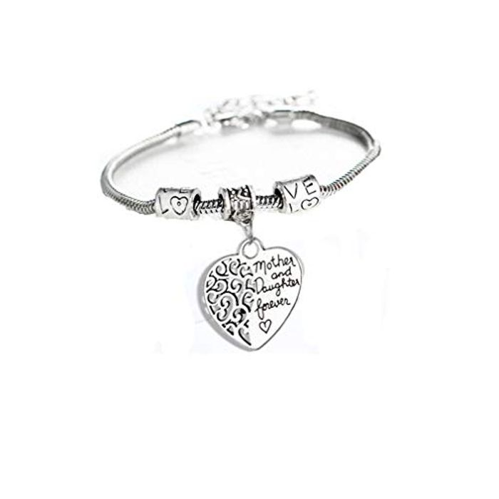 Mother and Daughter Bracelet Free Delivery